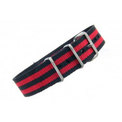 Stripe : JB RED-18/20mm